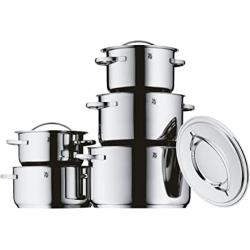 Chollo - Batería de cocina WMF Gala Plus 5 Ollas