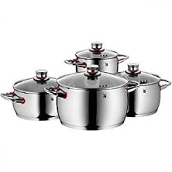 Chollo - Batería de Cocina WMF Quality One de 4 Piezas