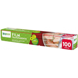 Chollo - Bayeco Film transparente 100m | BA-FE300-90-100M
