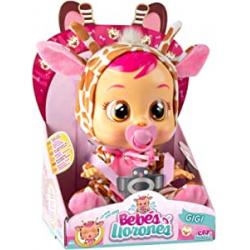 Chollo - Muñeca Bebés Llorones Gigi - IMC Toys 90194