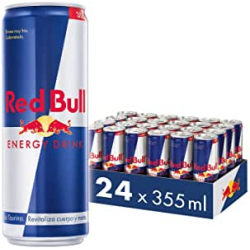 Chollo - Pack de 24 Latas de Red Bull Energy Drink 24x33.5cl