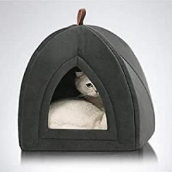 Chollo - Bedsure Cama Cueva 2 en 1 para mascotas | EUA9P1DG20S