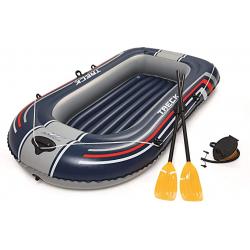 Chollo - Bestway Hydro Force Treck X1 set Barca hinchable 228x121cm + Remos + Hinchador | 61083-19