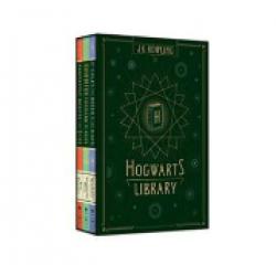 Chollo - Bibloteca de Hogwarts Library Tapa dura   26878664
