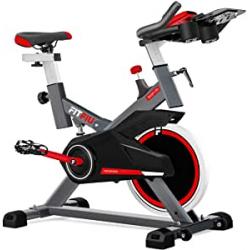 Chollo - Bicicleta de spinning Fitfiu BESP-100 Silent+ 16kg