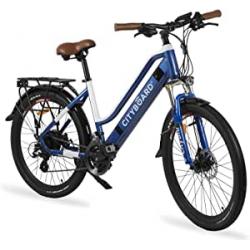 """Chollo - Bicicleta Eléctrica Cityboard E- City 26"""""""