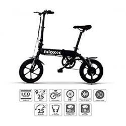 Bicicleta Eléctrica Nilox eBike X2 Plus