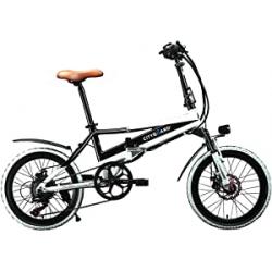 Chollo - Bicicleta eléctrica plegable Cityboard Tourneo
