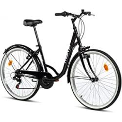 """Chollo - Bicicleta Paseo Moma Bikes Town 26"""""""