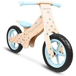 Chollo - Bicicleta sin pedales Lalaloom Bubble Bike