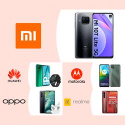 Chollo - Black Friday 2020 Amazon - Ofertas en smartphones, wearables y accesorios