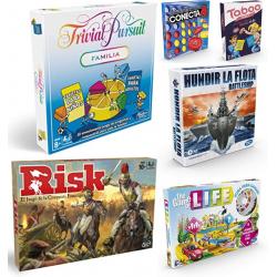 Chollo - Black Friday 2020 en juegos de mesa Hasbro Gaming en Amazon