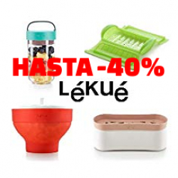 Chollo - Black Friday Hasta -40% en Lékué
