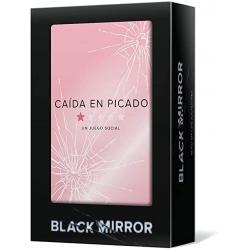 Chollo - Black Mirror Caida en Picado Juego de mesa | Asmodee FPCBM01ES