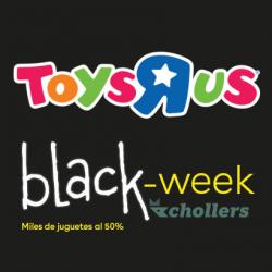 Chollo - Black Week ½ Precio en Toysrus
