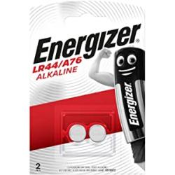 Chollo - Blíster 2 Pilas alcalinas Energizer LR44/A76