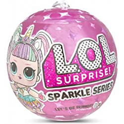 Chollo - Bola LOL Surprise Sparkle Series (Giochi Preziosi LLU79000)