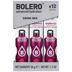 Chollo - Bolero Drink Mix Frambuesa 3g x12 Sticks | FID56939
