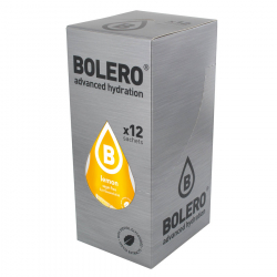 Chollo - Bolero limón Bebida instantánea sin azúcar 12x 9g