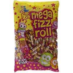 Chollo - Bolsa Pastillas de Caramelo JL Mega Fizz Roll (1,1kg)
