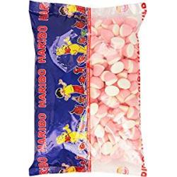 Chollo - Bolsa 1,625 Kg Besitos Nata y Fresa Haribo