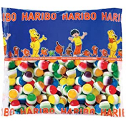 Chollo - Bolsa 250 Besitos Tricapa Haribo (1.75Kg)