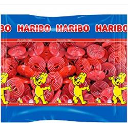Chollo - Bolsa 80 Espirales de Regaliz Fresa Haribo (2kg)