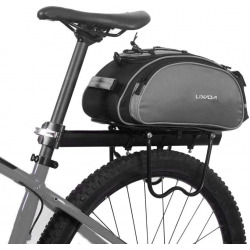 Chollo - Bolsa Alforja Multifuncional para Bicicleta Lixada