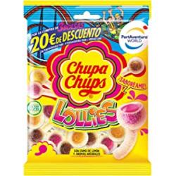 Chollo - Bolsa Chupa Chups Gomis Lollies 175g