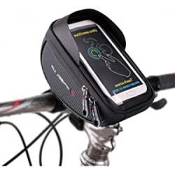 Chollo - Bolsa de bicicleta para manillar Selightin