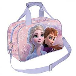 Chollo - Bolsa deportiva Frozen Wind Disney