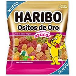 Chollo - Bolsa Haribo Ositos de Oro Azúcar 275g
