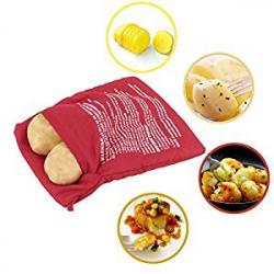 Bolsa para Patatas Express al Microondas