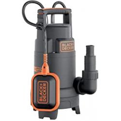 Chollo - Bomba sumergible para agua limpia y sucia BlackDecker BXUP750PTE