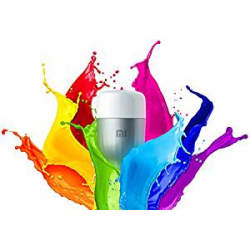 Bombilla Inteligente Xiaomi Smart Bulb RGB
