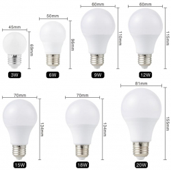 Chollo - Bombillas LED E27 desde 0,33€