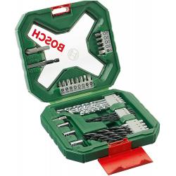 Chollo - Bosch Set X-line Classic Maletín 34 unidades para atornillar y taladrar | 2607010608
