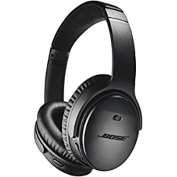 Chollo - Bose QuietComfort 35 II Negro Auriculares inalámbricos inteligentes con cancelación de ruido