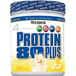 Chollo - Proteína de suero Weider Protein 80 Plus 750g