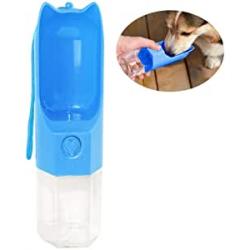 Chollo - Botella de agua para Perros con Dispensador Suntapower