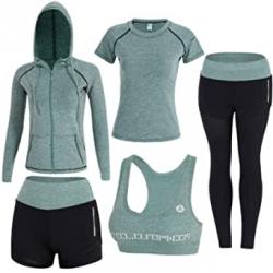 Chollo - Botre Conjunto deportivo para mujer 5 prendas
