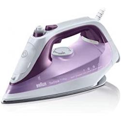 Chollo - Braun SI 7066 TexStyle 7 Violeta 2600W Plancha de vapor | 0127403002