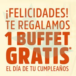 Chollo - Buffet gratis por tu cumpleaños en restaurantes Muerde la Pasta