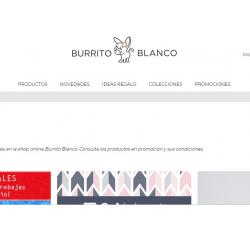 Chollo - Envío Gratis en Burrito Blanco