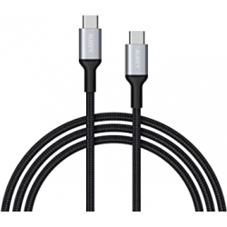 Chollo - Cable USB-C a USB-C Aukey 2m PD 60W - CB-CD6