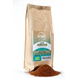 Chollo - Café ecológico molido Biotasty Natural 100% Arábico 1kg