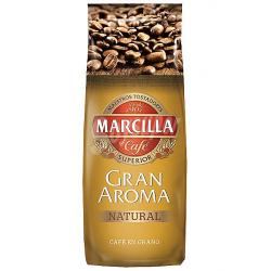 Chollo - Café Marcilla Gran Aroma Natural en Grano (250g)