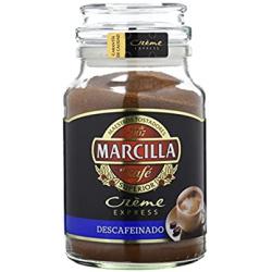 Café Soluble Descafeinado Marcilla Crème Express (200g)