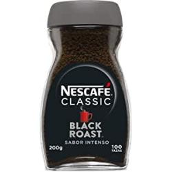 Chollo - Café soluble Nescafé Classic Black Roast 200g