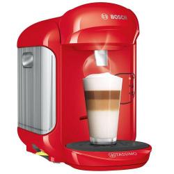 Chollo - Cafetera de cápsulas Bosch TAS1403 en Rojo